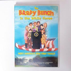 The Brady Brunch White House Movie DVD Region 4 AUS Free Postage - Comedy