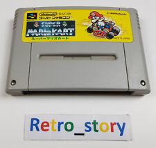 Super Famicom Super Mario Kart JAP