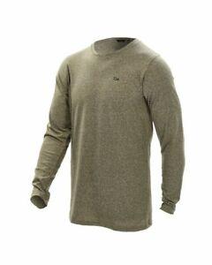 DAIWA CARP  FISHING T-Shirt LONG SLEEVE Moss SIZE XXLARGE £24.99 CTSLSM-XXL