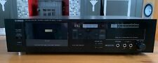 Yamaha (Natural Sound Systems) K-300 Cassette Deck - Serviced and Upgraded