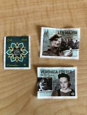 Timbres used Canada 2020
