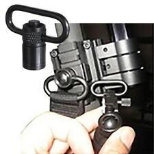 Heavy Duty QD Quick Detach Push Button Detachable Sling Swivel Adapter With Base
