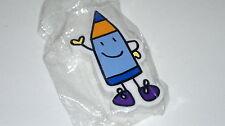 Eraser, Gomas de Borrar, Goma Dibujo Lapiz Azul, Regalo, Goma, NUEVO / NEW