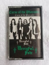 Mercyful Fate Curse Of The Pharaohs Cassette Tape 1984