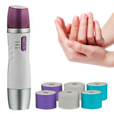 Lady Naked Electronic Manicure Pedicure Nail Care File Buff Shine Nails Tool EA