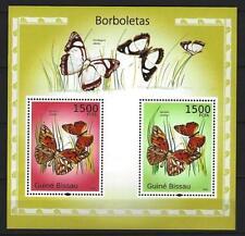 Guinée-Bissau 2010 papillons bloc n° 533 neuf ** 1er choix
