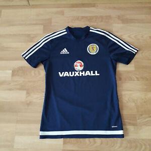 Scotland Team National 2015-2016 football shirt Size : S