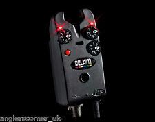 Delkim tx-i Plus Électronique Alarme détecteur Morsure - Rouge / TXI Indicateur