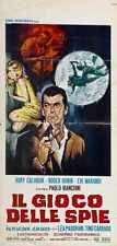 Spy Game Poster 01 Metal Sign A4 12x8 Aluminium