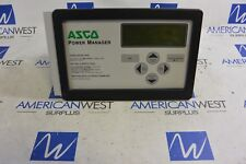 Asco 5200 Series Power Manager