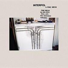 INTERPOL-FINE MESS (UK IMPORT) CD NEW