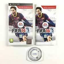 Game FIFA 14 2014 On Console Sony PSP