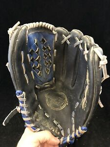 Wilson A9844 Softball Glove Premium Cowhide Leather, RH Throw