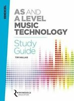 Edexcel AS and A Level Music Technology Study Guide by Tim Hallas 9781785586026
