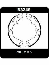 Protex Hand Brake Shoes (N3248)