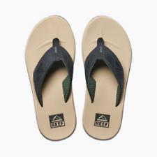 8bdee6e02b4d REEF Men s PHANTOMS Sandals - Sand Oli Black - Size 12 - NWT LAST