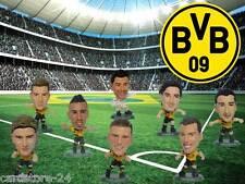 Simba Soccerstarz 2015 BVB09 Borussia Dortmund alle 8 Spieler komplett SET 14 15