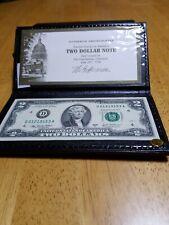 2003 A Two Dollar $2 Bill Atlanta Series UNC !!