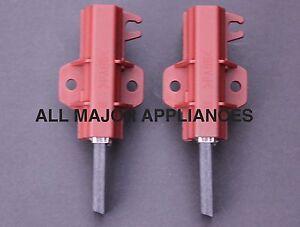 CARBON BRUSHES FOR ARISTON INDESIT  SAMSUNG WASHING MACHINR C00196539 WDG1295WG