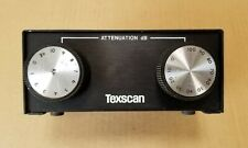 TEXSCAN BMA-550 BENCH ATTENUATOR  0~110dB in 1dB step.