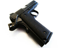 DURAGRIPS - Browning 1911-22 1911-380 Grips .22 .380 Black Label - GRITTY