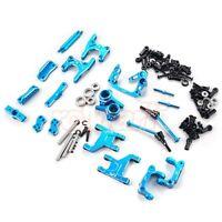 Yeah Racing TACC-S01BU Aluminum Four Link Essential Conversion Kit Tamiya CC01