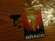 Graco Rac 4 SwitchTip Airless Sprayer Spray Tip #521, 221521