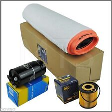 Luftfilter Dieselfilter Ölfilter Filterpaket Inspektionspaket BMW E39 525d 530d