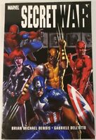 2006 Marvel Comics Secret War Graphic Novel Brian Michael Bendis Paperback Book