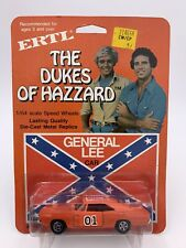 Vintage 1:64 Ertl Dukes Of Hazzard General Lee 69 Charger CARDED BLISTER NOS!