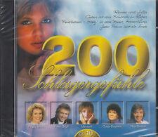 CD 200 Schlagergefühle CD10