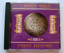 Patrick Bernhardt - Atlantis Angelis CD, 2002 Shining Star Release, Canada