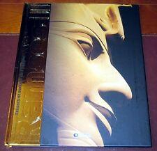 """Trésors et secrets de l'Égypte """"Ramsès II"""" - Éditions Atlas 2015 - Livre neuf"""