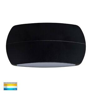 HAVIT Cara Black Up & Down LED Wall Light HV35022T