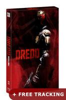 Dredd - Blu-ray Steelbook Red PET Slip Case Limited Edition (2015) / NOVA 08