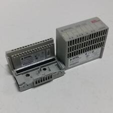 Entek Xm-120 Dynamic Measurement Module 1440-Vst02-01Ra W/ Base 1440-Tb-A