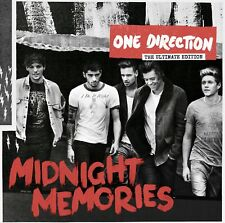 1D Midnight Memories ONE DIRECTION Ultimate Edition CD NEU