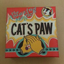 More details for ellusionist magic trick cats paw (not used but looked at)