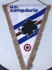 UC Sampdoria Rare Vintage Pennant.