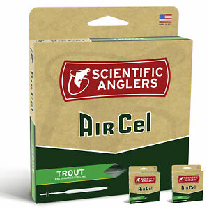 Scientific Anglers Air Cel Species Fly Fishing Line - All Sizes