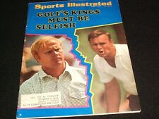 SPORTS ILLUSTRATED<>JUNE 1,1970<> JACK NIKLAUS AND ARNOLD PALMER   °