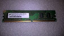 Memoria DDR2 Micron MT4HTF6464AY-667E1 512MB PC2-5300 667MHz CL5 240 Pin