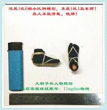 Sandals for POPTOYS EX026 1/6 The Last Samurai 1/6 Scale Action Figure