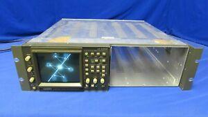 Leader LV 5100D Component Digital Waveform Monitor in Rack Mount