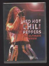 NEUF DVD RED HOT CHILI PEPPERS THE ULTIMATE REVIEW SOUS BLISTER MUSIQUE all zone