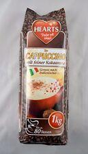 Hearts Cappuccino mit feiner Kakaonote / 5Kg ~ ca. 400 Tassen