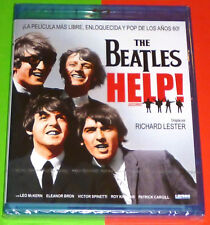 THE BEATLES HELP - Bluray AREA B - ENGLISH / ESPAÑOL(Neutro) Precintada