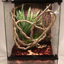 2m Reptile Vivarium Jungle Vine Flexible Bendable Pet Climber Habitat Decoration