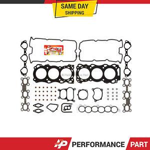 Head Gasket Set for 02-09 Nissan Altima Maxima Murano Infiniti 3.5 DOHC VQ35DE