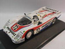 Voitures, camions et fourgons miniatures multicolore pour Porsche 1:43